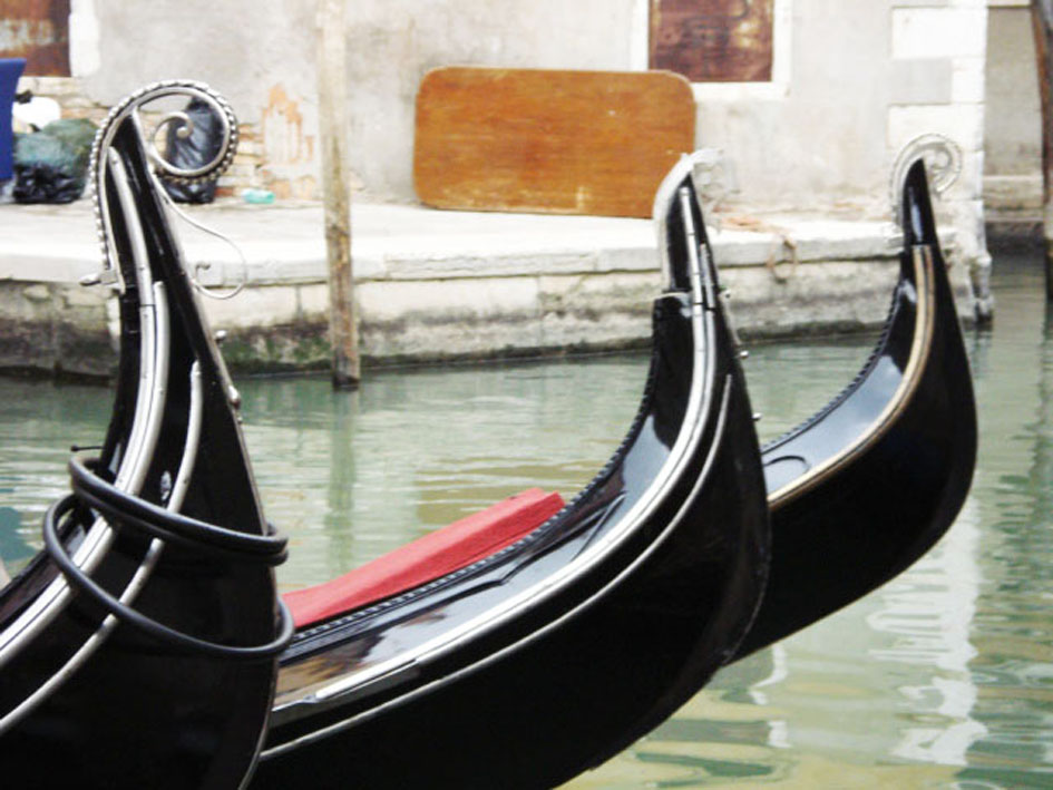 Detalhe de Gondola