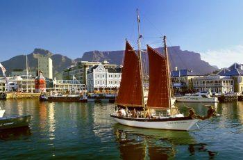 Cidade do Cabo, o charme holandes e a rota de vinho mais longa do mundo